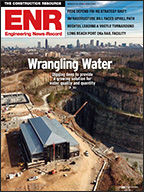 ENR News Article: Water Tunnel Business 'Exploding' as Technology Reduces Risk and Cost